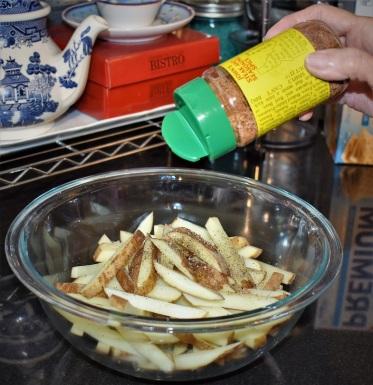 Adding John's Spice